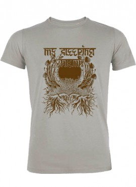 "My Sleeping Karma T-Shirt ""Mushroom Opal"" Man"