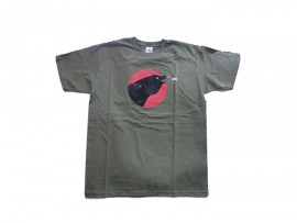 """Queens Of The Stone Age T-Shirt """"Raven"""" Man"""