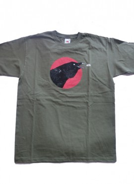 "Queens Of The Stone Age T-Shirt ""Raven"" Man"
