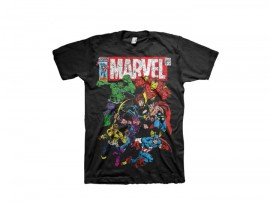 "Marvel Shirt ""Comics"" Unisex"