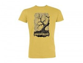 "My Sleeping Karma Fair Trade T-Shirt ""Mustard Tree"" Man"