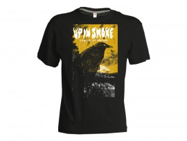 "Up In Smoke Festival T-Shirt 2015 ""black"" Man"