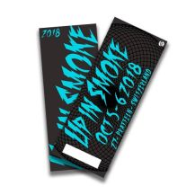 Up In Smoke Festival Ticket 2018