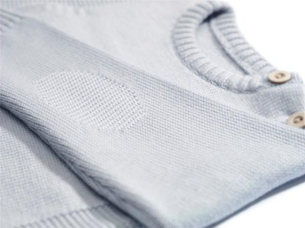 Sweterek jasnoniebieski 002 | 004-W-SW-LBL | www.wooliesandco.pl | shop online