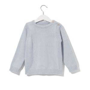 Sweterek jasnoniebieski 001 | 004-W-SW-LBL | www.wooliesandco.pl | shop online