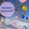 Ballons décorés de Pâques Wooloo