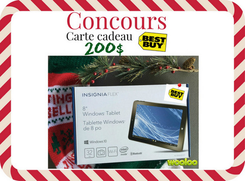 Cadeau de noel best buy