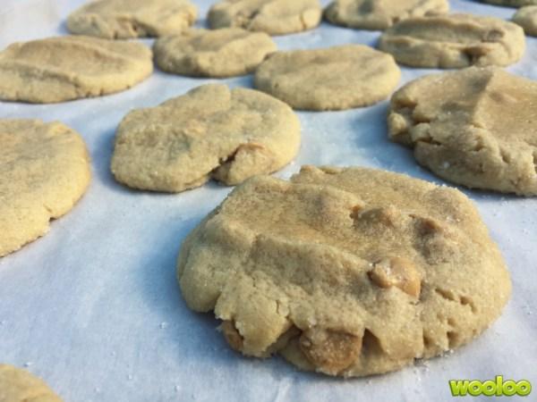 Biscuits au beurre d'arachide façon DISNEY!