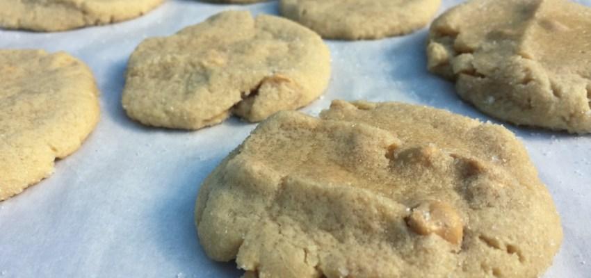 Biscuits au beurre d'arachide façon DISNEY