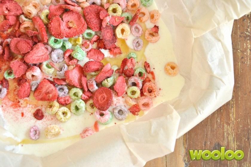Barre de yogourt pour déjeuner Wooloo