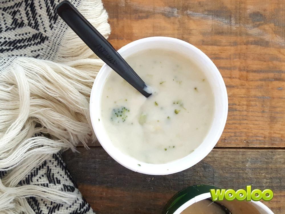 Réchauffe-toi avec les soupes SUBWAY