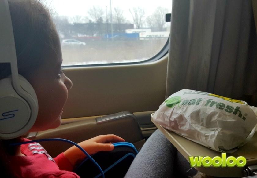 Réchauffe-toi avec Subway wooloo