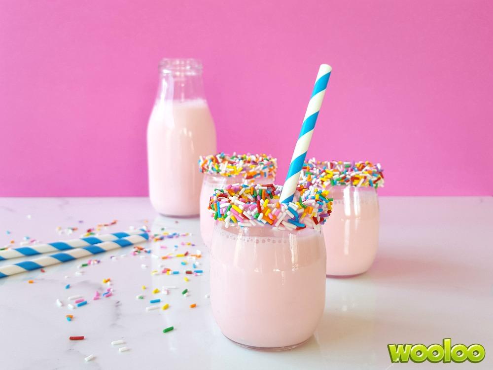 Pimper son verre de lait