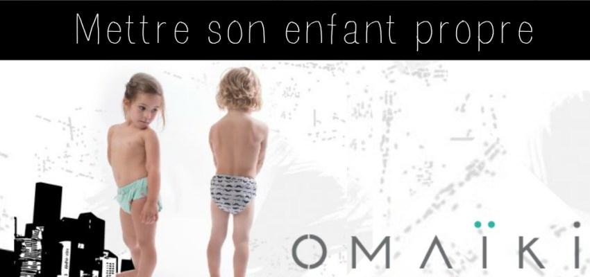 Mettre son enfant propre avec Omaïki wooloo