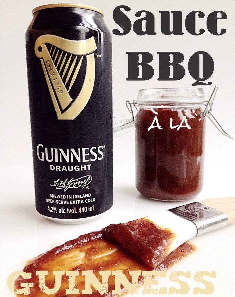 sauce BBQ à la Guinness wooloo