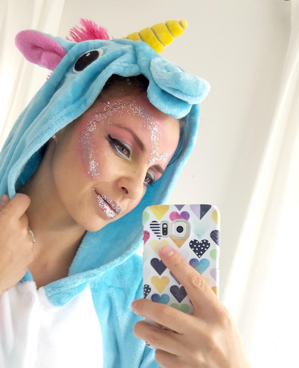 Mon déguisement de licorne