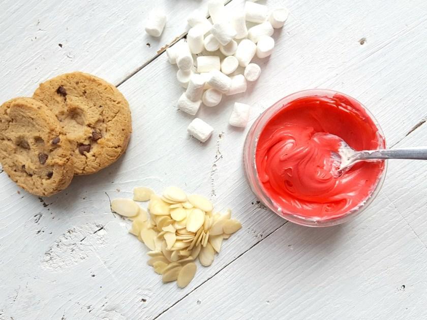 Biscuits dents de vampires / wooloo