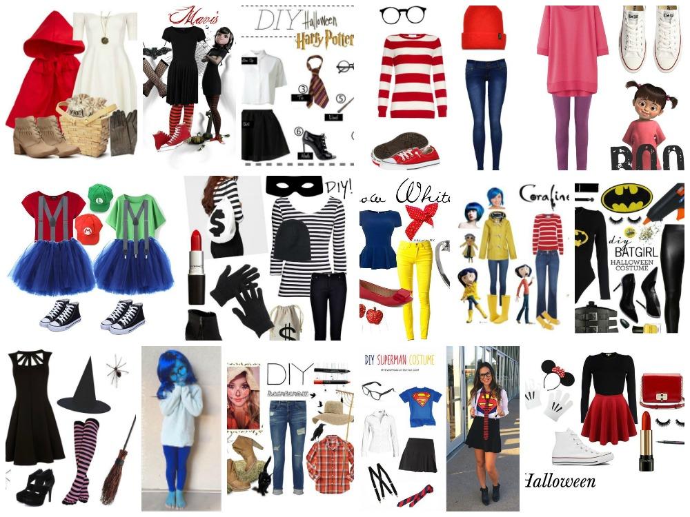 20 idées de Costumes dernière minute pour toute la famille