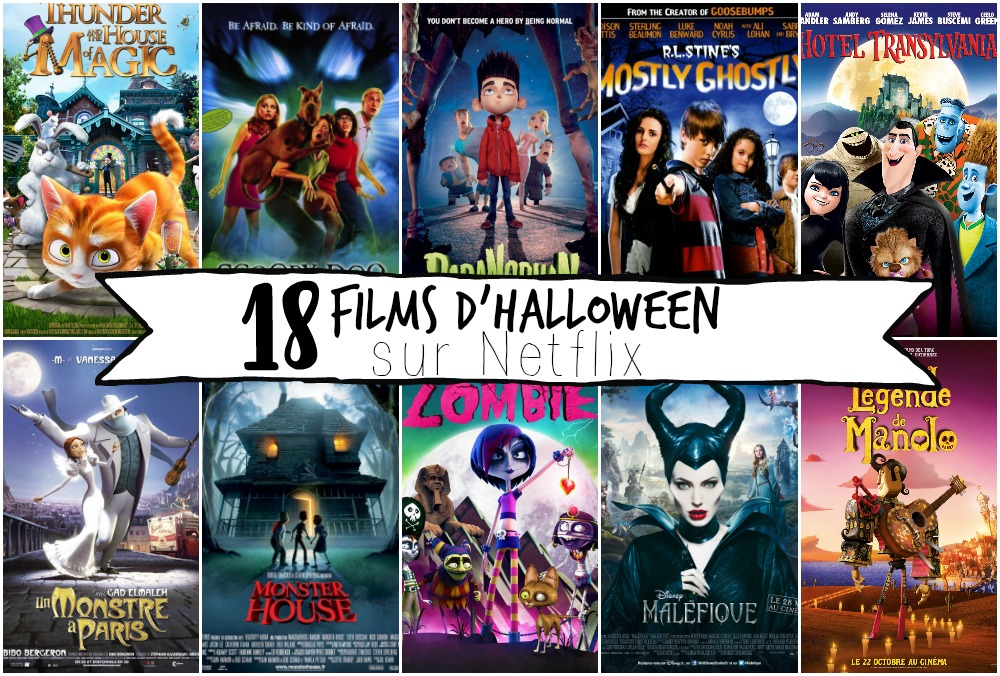 18 film d'Halloween  à voir ou à revoir en famille sur Netflix