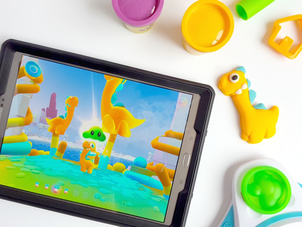 On a testé le Studio de créations animées Play-Doh Touch