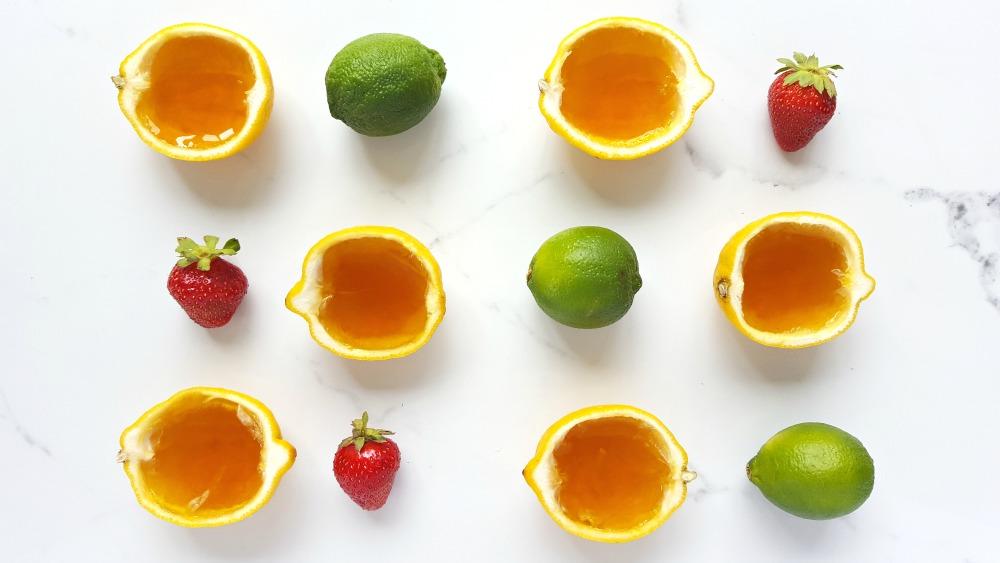 Jello dans son citron