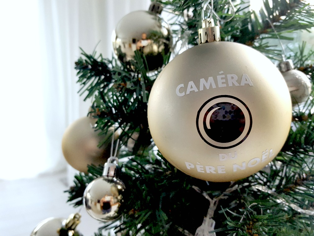 La Caméra de surveillance du Père Noël