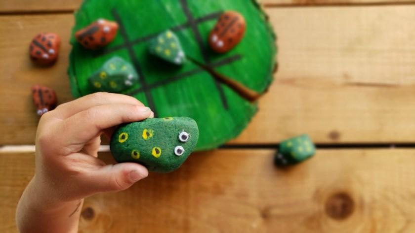 Tic-Tac-Toe DIY wooloo