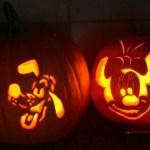 citrouille d'Halloween