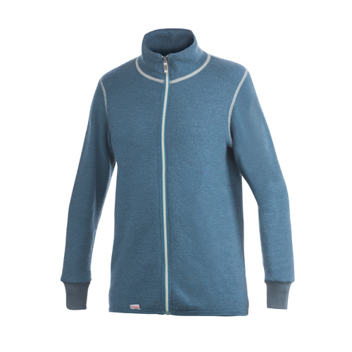 Color Collection - Full Zip Jacket 400 - Petrol/Champagne