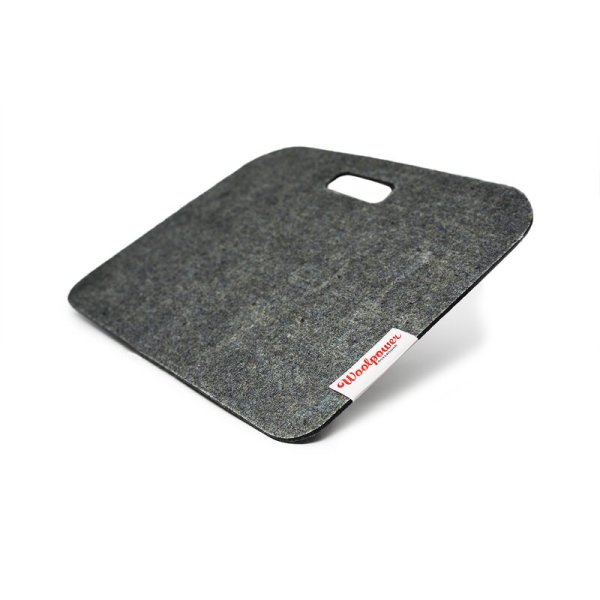recycled grey sit pag