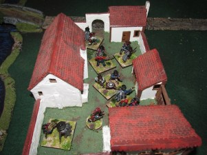Front Rank Guerrillas