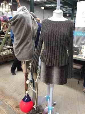 Uist Wool at Woolfest