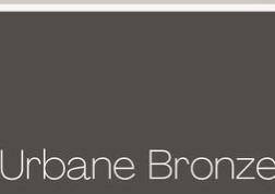 Sherwin Williams - Urbane Bronze