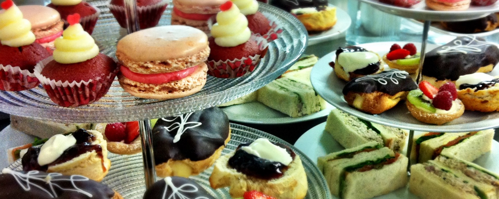 win ene high tea