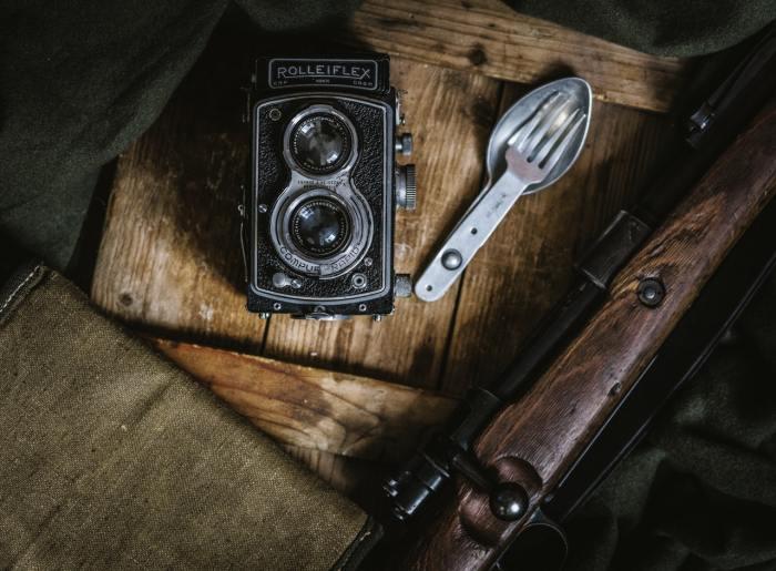 antiek geweer