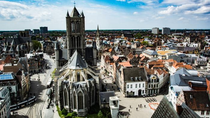 kerk belgie