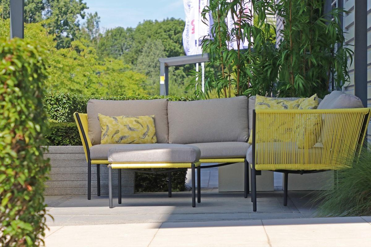 Nieuwe trends voor je terras woonruimtelijk