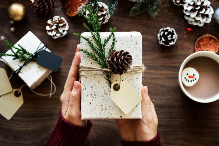 kerstcadeautjes in 2018