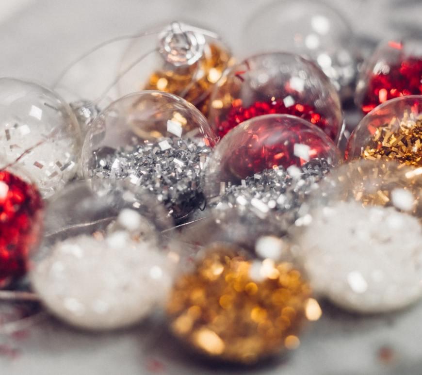 diy kerstboom maken