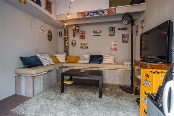 DIY: bouw je eigen mancave