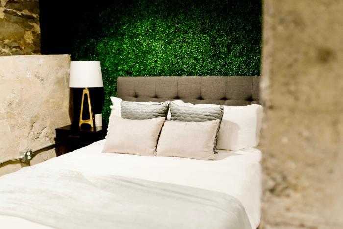 linnen bedboard