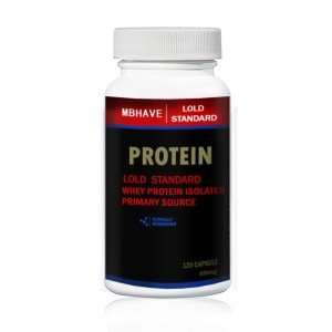 Whey Protein Capsules