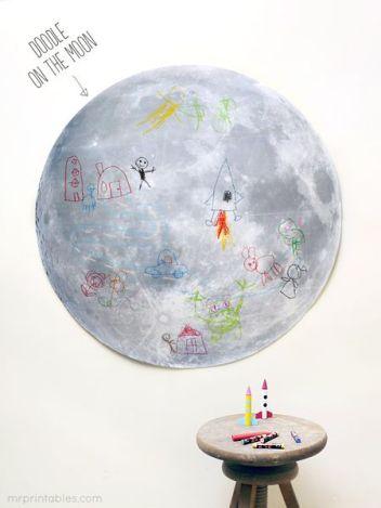 afbeelding doode maan