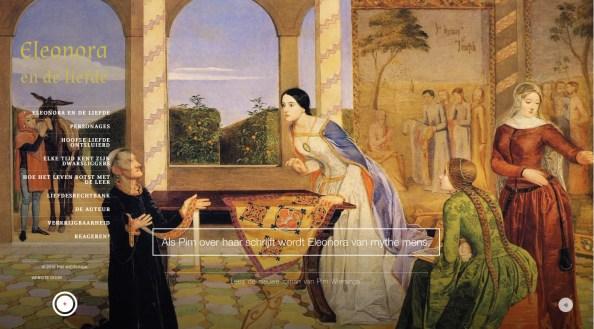 'Eleonora en de liefde'