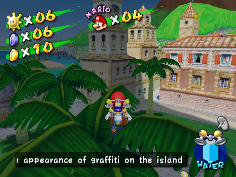 Place Delfino Super Mario Sunshine