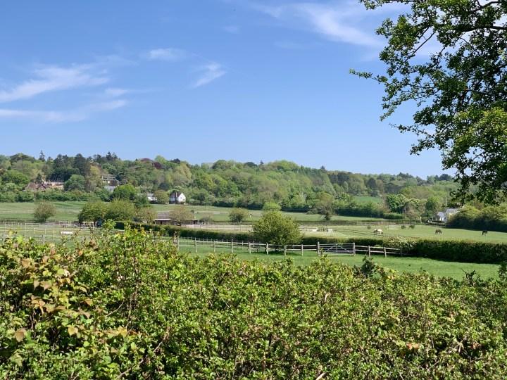 wootton parish old boars hill w