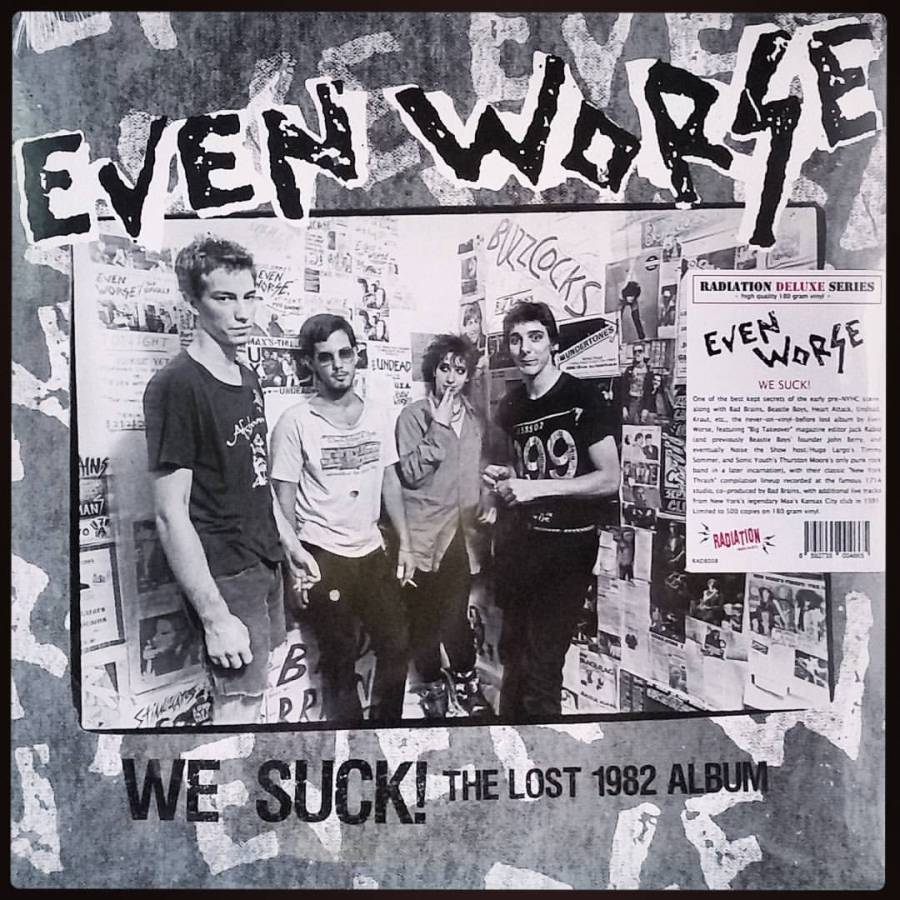 Even Worse - The lost album