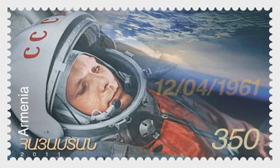 2011 50th Anniversary of Yuri Gagarins Flight to Space