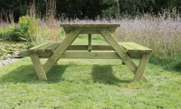 Large Picnic Table