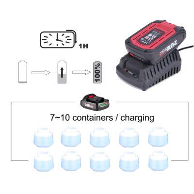 SCG-S20LiA per charging